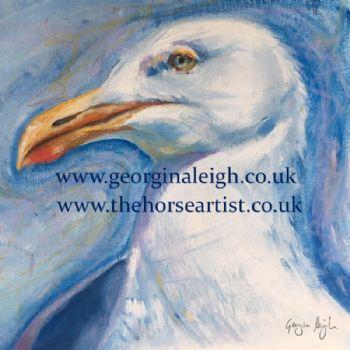 Seagull I (print)